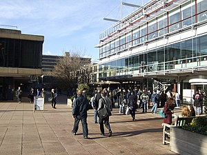 University of Bath - main campus - geograph.org.uk - 622999