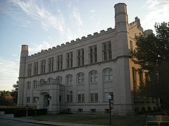 University of Oklahoma September 2014 04 (Monnet Hall).jpg