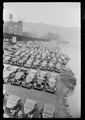Untitled photo, possibly related to Cars parked along Allegheny River, Pittsburgh, Pennsylvania (fsa.8a09998).tif