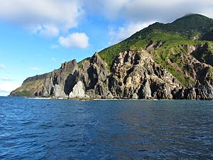 Untouched Cliffs of Saba