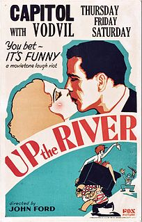 <i>Up the River</i> 1930 film by John Ford