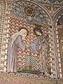 Uppenbarelsekyrkan, kor (Monica, Augustinus).JPG
