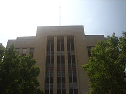 Rapides Parish Courthouse i Alexandria.