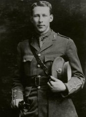 Coulson Norman Mitchell - Image: VC Coulson Norman Mitchell