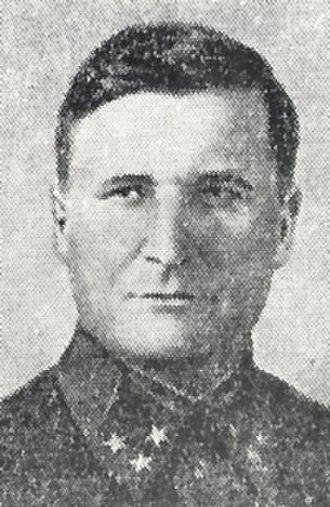 Vasily Sokolovsky - Image: VD Sokolovsky