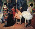 Valentín Thibon de Libian - La fragua, 1916.jpg