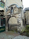 foto van Poortje aan de Kerksteeg, Grotestraat