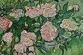 Van Gogh, Pink Roses, 1890, Ny Carlsberg Glyptotek, Copenhagen (1) (36374727326).jpg