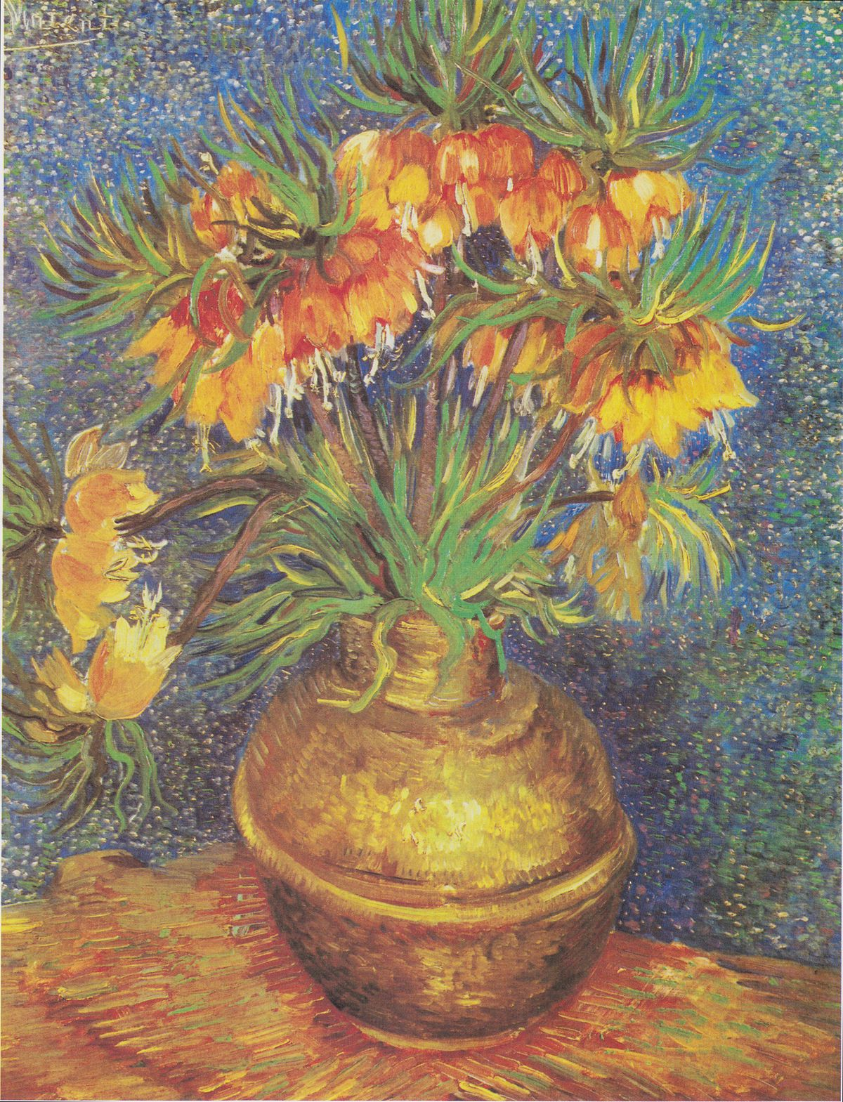 still life paintings by vincent van gogh paris wikipedia
