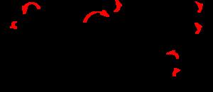 Van Leusen reaction - Mechanism showing the synthesis of an oxazole through the Van Leusen reaction