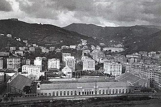 1934 FIFA World Cup - Image: Vecchio Stadio Marassi 1