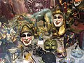 Venezia-typical masks worn during the Carnival of Venice.jpg