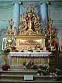 Venezia - San Geremia - Saint Lucy relics.JPG