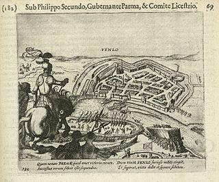 Siege of Venlo (1586) 1586