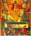 Veno Kostov Zheglyane Church Resurrection Icon.png