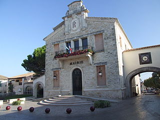 Vergèze,  Occitanie, France