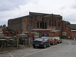 Victoria Mill. Victoria Mill is now a business...
