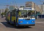 Vidnoe LenKomsomola Street - Trolley03.jpg