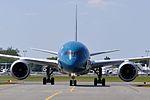 Vietnam Airlines, Boeing 787-9 Dreamliner, VN-A861 (18714138420).jpg