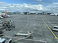 View from waiting area in Glasgow International Airport 01.jpg