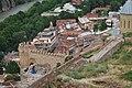 View of Baths from Narikala Fortress.jpg