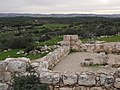View of Itri ruins (Israel).jpg