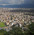 View of Kathmandu from Swayambhunath 2013.jpg