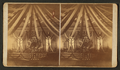 View of an unidentified interior decorated with streamers, flags, etc, by Dupee & Co..png