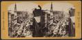 View on Broadway. Instantaneous, from Robert N. Dennis collection of stereoscopic views 3.png