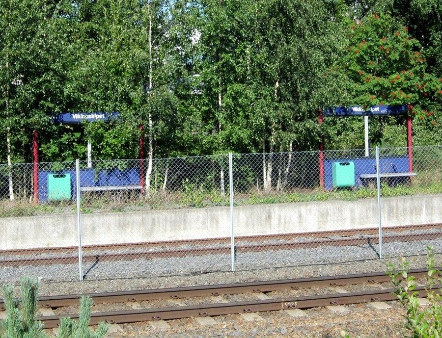 Vikingskipet Station