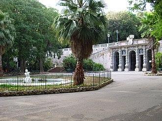 Sampierdarena - Villa Scassi park