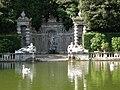 Villa reale di marlia, giardino dei limoni, vasca 03.JPG