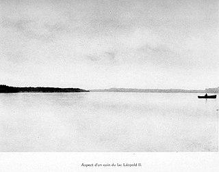 Lac Léopold II District District in Équateur, Belgian Congo
