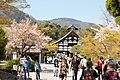Visitors at Tenryuji temple.jpg