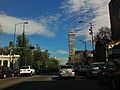 Vista desde la calle de Balderas en el centro de la Ciudad de México..JPG