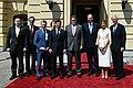 Volodymyr Zelensky 2019 presidential inauguration 39 cropped.jpg
