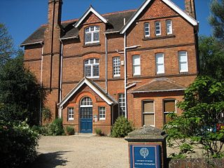 research department of the University of Oxford