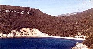 Brovinje - Voscice beach