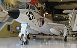 Vought F7U-3M Cutlass, Naval Aviation Museum, Pensacola, Florida.jpg