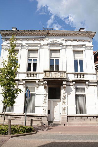 Villa G. Deroissart-Stercken, Vrijheid 31, Arendonk