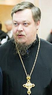 Vsevolod Chaplin Russian priest
