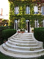 Vue exterieur de l'hôtel particulier Henry-Louis Walbaum-Heidsieck Reims 07.JPG