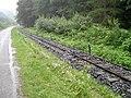 Vydrovo CHZ track end.JPG