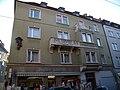 Würzburg - Sanderstraße 4a Jugendstilfassade.jpg