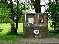 W.W.II RAF Memorial - geograph.org.uk - 180446.jpg