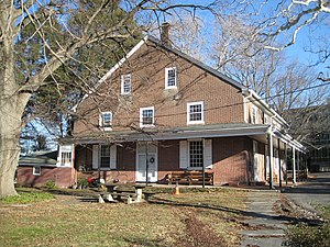 Woodbury, New Jersey - Woodbury Friends' Meetinghouse