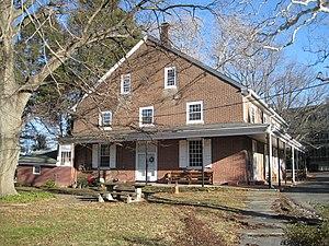 Woodbury Friends' Meetinghouse - Image: WOODBURY FRIENDS' MEETINGHOUSE(1)