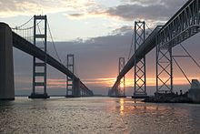 William Preston Lane Jr. Memorial (Bay) Bridge