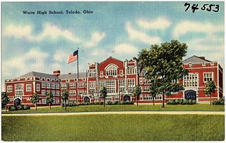 Waite High School (Toledo, Ohio) Public, coeducational high school in Toledo, , Ohio, United States
