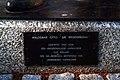 Waldemar Otto Die Begegnung gestiftet 1985 Kreissparkasse Hannover Anlaß des 100jähriges Bestehen Landkreis Hannover Tafel.jpg